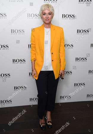 Editorial picture of Hugo Boss Boat Christening Ceremony and Cocktail Party, London, UK - 19 Sep 2019