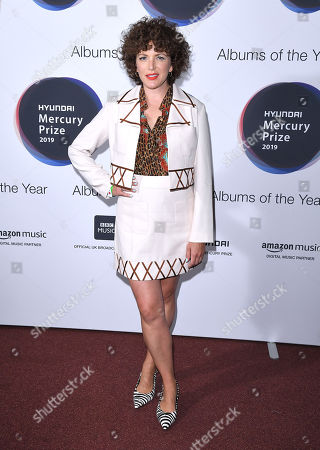 Editorial image of Hyundai Mercury Prize Albums of the Year awards, London, UK - 19 Sep 2019