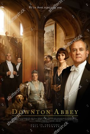 Editorial image of 'Downton Abbey' Film - 2019
