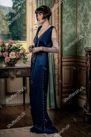 Stock Image of Michelle Dockery as Lady Mary Talbot