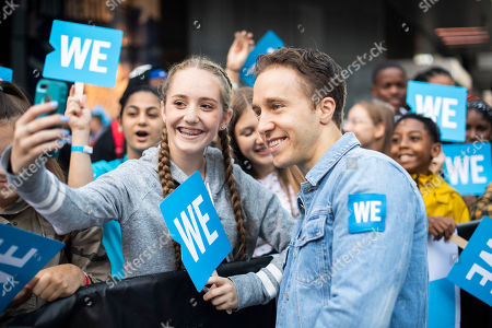 Editorial picture of WE Day , Toronto, Canada - 19 Sep 2019