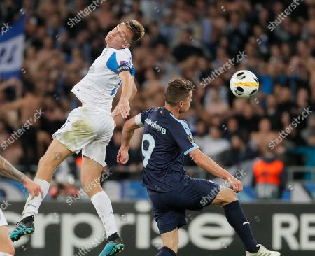 Editorial image of Dynamo Kyiv vs Malmo, Kiev, Ukraine - 19 Sep 2019
