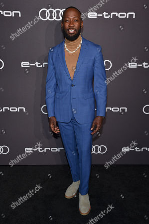 Editorial photo of Audi Pre-Emmy Party, Arrivals, Sunset Tower Hotel, Los Angeles, USA - 19 Sep 2019
