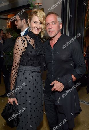 Laura Dern and Jean-Marc Vallee