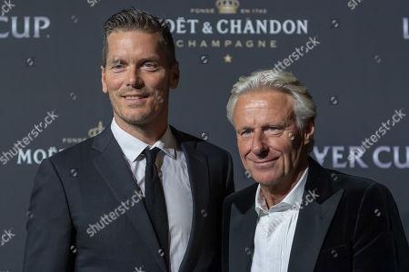 Editorial photo of Laver Cup Gala night, Geneva, Switzerland - 19 Sep 2019
