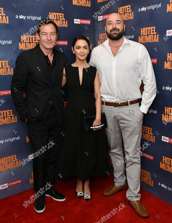 Editorial image of 'Hotel Mumbai' 'film premiere, Arrivals, London, UK - 19 Sep 2019