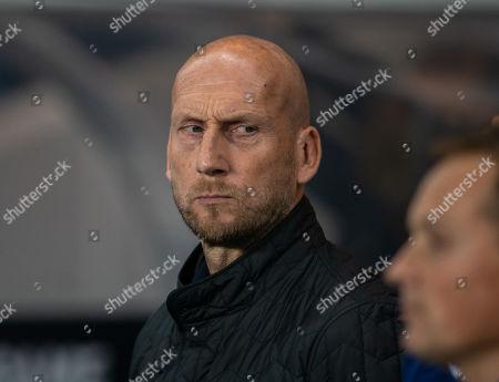 Feyenoord Manager Jaap Stam.