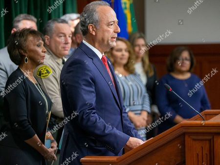 Editorial picture of Democratic Donor Drug Deaths, Los Angeles, USA - 19 Sep 2019