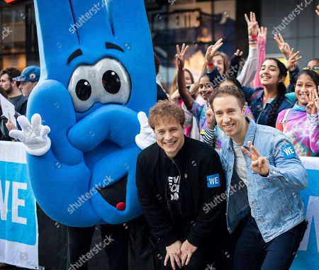 Editorial image of WE Day , Toronto, Canada - 19 Sep 2019