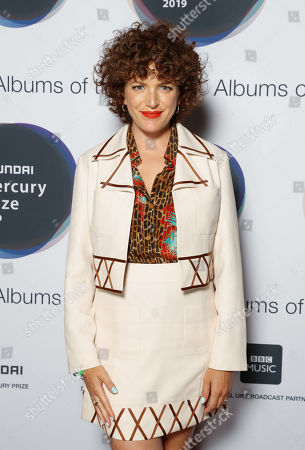 Stock Picture of Annie Mac