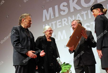 Editorial image of 16th CineFest Miskolc International Film Festival, Hungary - 19 Sep 2019