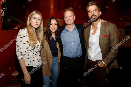 Editorial photo of 'On Beckett' play, After Party, Kirk Douglas Theatre, Culver City, USA - 19 Sep 2019