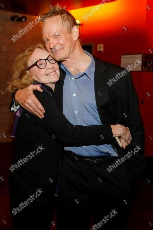 Charlotte Moore and Bill Irwin