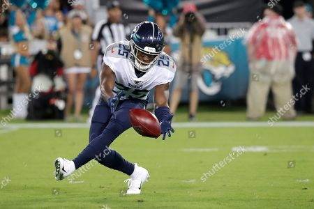 Editorial picture of Titans Jaguars Football, Jacksonville, USA - 19 Sep 2019