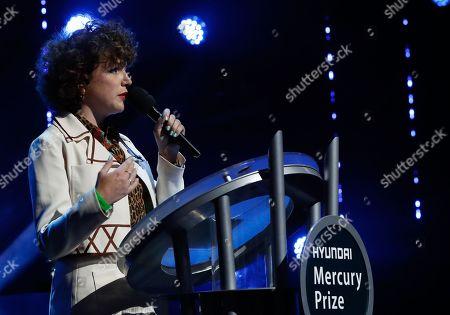 Annie Mac announces the winner of the 2019 Hyundai Mercury Prize