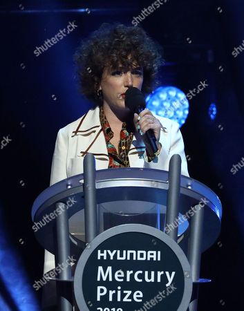 Editorial photo of Hyundai Mercury Prize Albums of the Year awards, Show, London, UK - 19 Sep 2019
