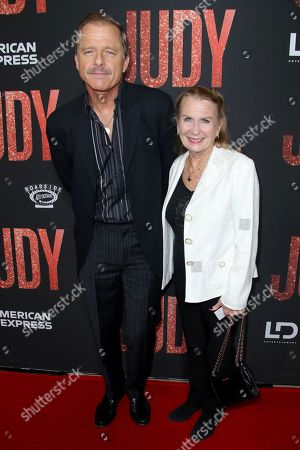 Maxwell Canfield and Juliet Mills