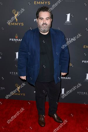 Berry Welsh attends the 2019 Producers Nominee Reception, in West Hollywood, Calif