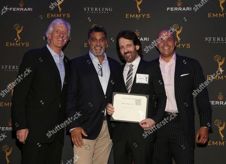 Editorial picture of 2019 Producers Nominee Reception, West Hollywood, USA - 19 Sep 2019