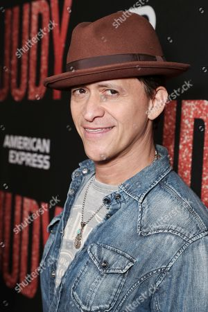 Clifton Collins Jr. attends the Roadside Attractions Los Angeles Premiere of Judy
