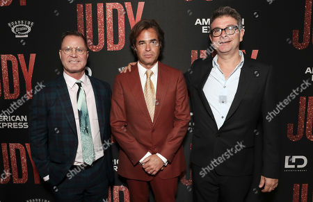 Editorial picture of 'Judy' film premiere, Arrivals, Samuel Goldwyn Theater, Los Angeles, USA - 19 Sep 2019