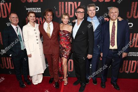 Editorial photo of 'Judy' film premiere, Arrivals, Samuel Goldwyn Theater, Los Angeles, USA - 19 Sep 2019