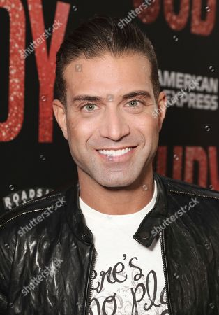 Omar Sharif Jr. attends the Roadside Attractions Los Angeles Premiere of Judy