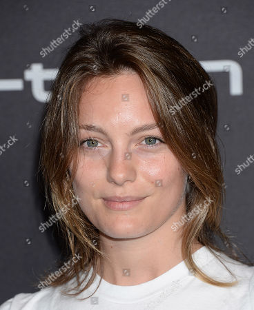 Stock Image of Leila George D'Onofrio