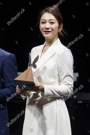 Stock Photo of Li Xiaoran