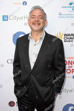 Marc Shaiman arrives for the City of Hope's 15th Annual Songs of Hope in Sherman Oaks, California, USA, 19 September 2019. Songs of Hope is an evening that honors songwriters and composers, featuring live music and a silent auction.