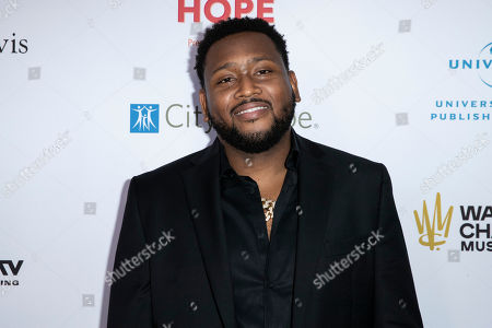Boi-1da arrives for the City of Hope's 15th Annual Songs of Hope in Sherman Oaks, California, USA, 19 September 2019. Songs of Hope is an evening that honors songwriters and composers, featuring live music and a silent auction.