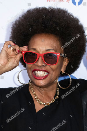 Jenifer Lewis arrives for the City of Hope's 15th Annual Songs of Hope in Sherman Oaks, California, USA, 19 September 2019. Songs of Hope is an evening that honors songwriters and composers, featuring live music and a silent auction.