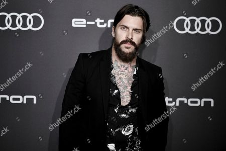 Levi Stocke attends the 2019 Primetime Emmy Awards - Audi pre party at the Sunset Tower Hotel, in West Hollywood, Calif