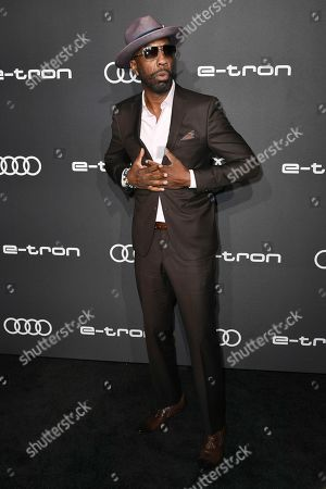 Stock Picture of J. B. Smoove attends the 2019 Primetime Emmy Awards - Audi pre party at the Sunset Tower Hotel, in West Hollywood, Calif