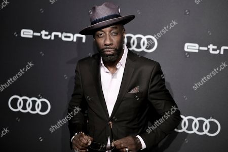 Stock Image of J. B. Smoove attends the 2019 Primetime Emmy Awards - Audi pre party at the Sunset Tower Hotel, in West Hollywood, Calif