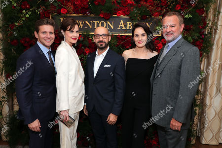 Editorial picture of Focus Features DOWNTON ABBEY reception hosted by The British Consulate General, Los Angeles, USA - 19 Sep 2019