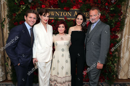 Editorial photo of Focus Features 'Downton Abbey' TV show reception hosted by The British Consulate General, Los Angeles, USA - 19 Sep 2019