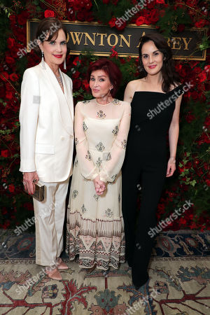 Editorial image of Focus Features 'Downton Abbey' TV show reception hosted by The British Consulate General, Los Angeles, USA - 19 Sep 2019