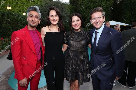 Tan France, Michelle Dockery, Sophia Bush and Allen Leech