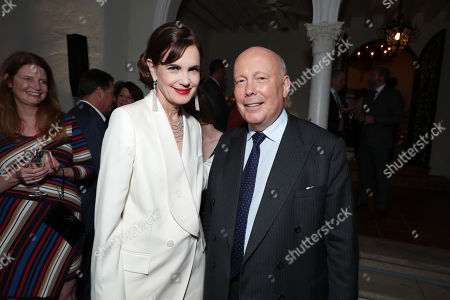 Editorial picture of Focus Features 'Downton Abbey' TV show reception hosted by The British Consulate General, Los Angeles, USA - 19 Sep 2019