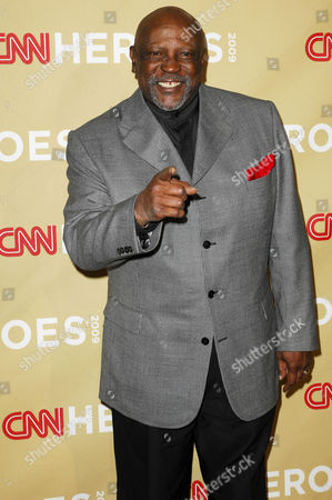 Stock Picture of Louis Gossett Jnr