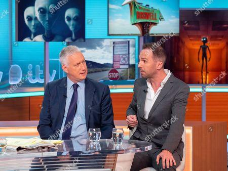 Editorial image of 'Good Morning Britain' TV show, London, UK - 20 Sep 2019