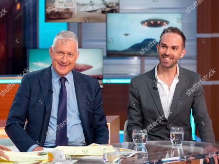 Editorial photo of 'Good Morning Britain' TV show, London, UK - 20 Sep 2019