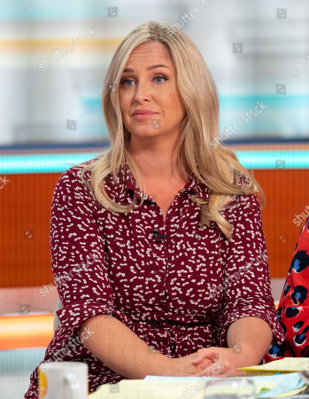 Editorial picture of 'Good Morning Britain' TV show, London, UK - 20 Sep 2019
