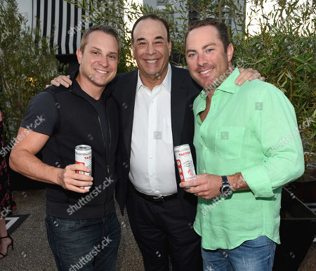 Sean Kane, Jon Taffer, and Jay McGraw