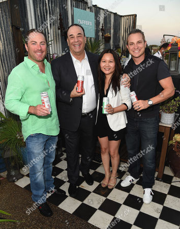 Editorial photo of Taffer's Mixologist Event, Palihouse, Los Angeles, USA - 19 Sep 2019