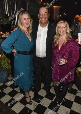 Liz Roman, Jon Taffer, and Nicole Taffer