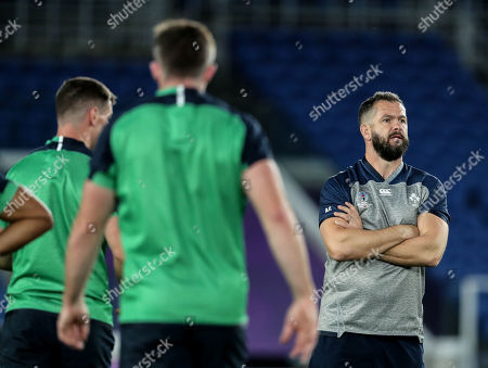 Defence coach Andy Farrell