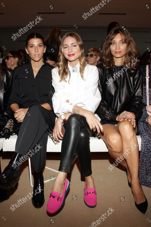 Olivia Palermo and Margareth Made in the front row
