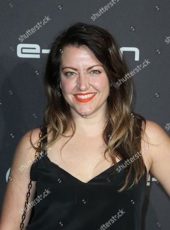 Editorial image of Audi Pre-Emmy Party, Arrivals, Sunset Tower Hotel, Los Angeles, USA - 19 Sep 2019
